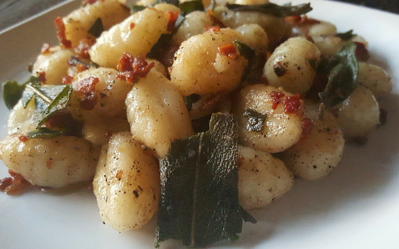 Fall Gnocchi from Eat Laugh Craft