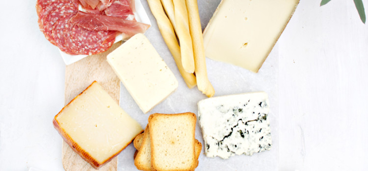 Perfect Cheese Plate from Inspiration Nook