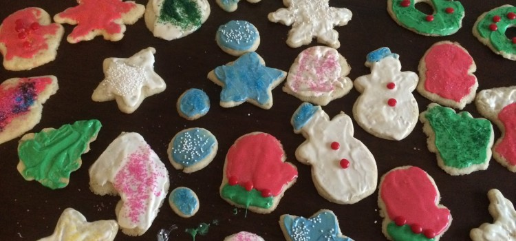 White Sugar Cut-Out Cookies from Dairyland Cook
