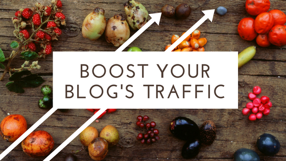 Ways to Boost Food Blog Traffic