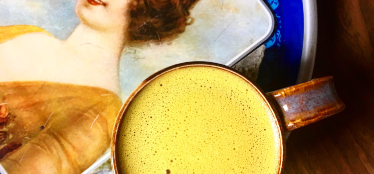 Golden Milk from The Dirty Sifter